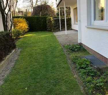 Modernisierte 4-Raum-Erdgeschosswohnung mit Terrase/Garten in Georgsmarienhütte