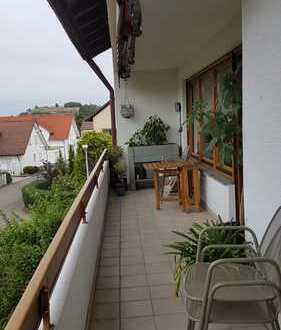 Helle, freundliche 3,5-Zimmer-Wohnung mit guter Innenausstattung zur Miete in Asperg