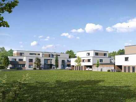 Wohlfühlwohnen zentrumsnah im Grünen! Barrierefreie 3-Zimmer-Wohnung mit Terrasse