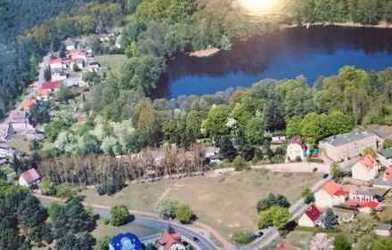 Zweigenerationenhaus am idyllisch gelegenen See