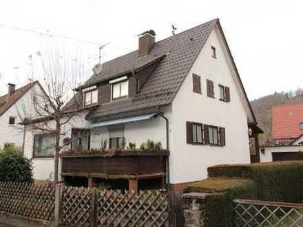 Einfamilienhaus mit schönem Garten in ruhiger Wohnlage
