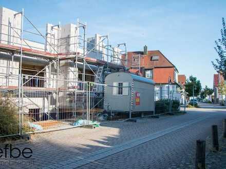 Leben in der Rheinebene: Dachgeschosswohnung mit 4 Zimmern in Muggensturm