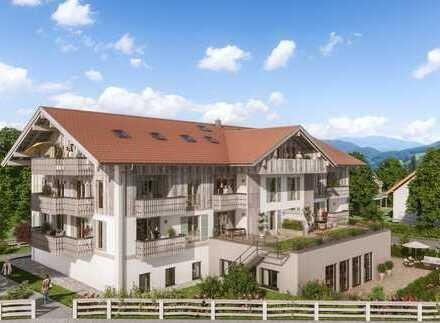 *Exklusive 2-Zimmer Residenz*moderner Grundriss*im Herzen von Bad Wiessee