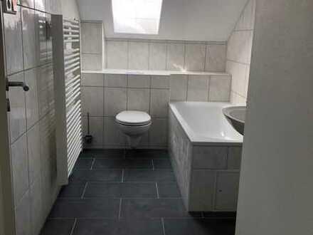 Erstbezug: schöne 3-Zimmer-DG-Wohnung mit luxuriöser Innenausstattung zur Miete in Pforzheim