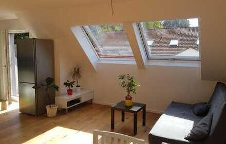 Sonnige zwei Zimmer Wohnung in ruhiger Lage in Pfaffenhofen