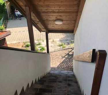 Schöne 3 Zimmerwohnung mit Galerie in ruhiger Lage von Ebersberg zu vermieten