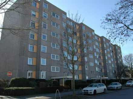 74m² große 3-Zimmer Eigentumswohnung mit Küche, Südbalkon und Garage in ruhiger Lage von Do-Brackel