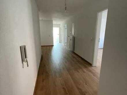 Erstbezug: freundliche 3-Zimmer-Wohnung mit EBK und Balkon in Bad Waldsee