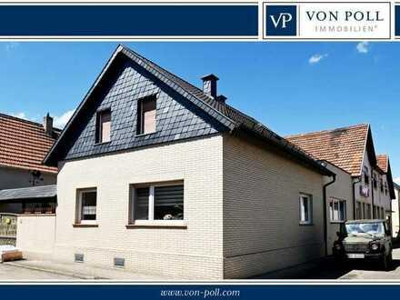 Gepflegtes Einfamilienhaus mit großer Sonnenterrasse!