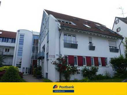 2 Zi-Whg. zentral in Trossingen mit Aufzug und TG-Platz!