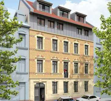 1 von 2 Maisonette-Eigentumswohnungen im Altbau, 3½ Zimmer in KA/Weststadt