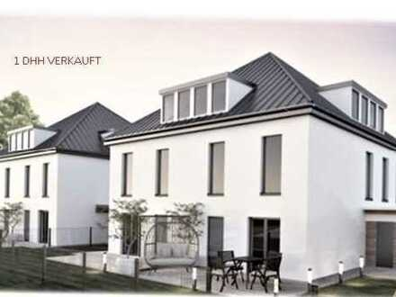 Neubau Doppelhaushälfte vor den Toren Berlin´s