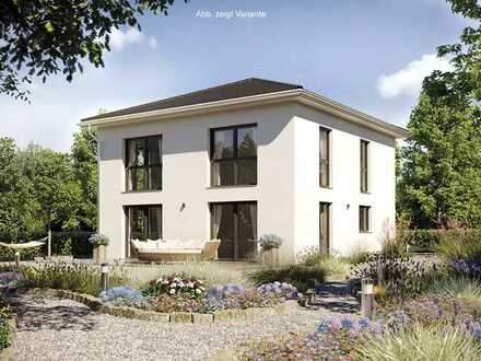 Moderne E55-Stadtvilla mit Grundstück in guter Wohnlage