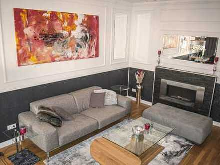 Elegant, fully furnished 110sqm with big balcony in Berlin - Pankow