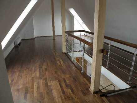 lichtdurchflutete, großzügige Maisonette Wohnung in Grünsfeld