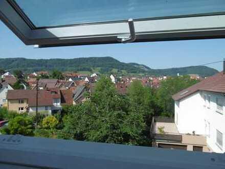 Erstbezug: attraktive 3,5-Zimmer-Wohnung mit Balkon in Neuffen