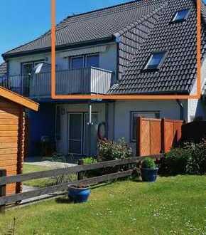 Vermietete 3-Zimmer-Wohnung mit Balkon und EBK in Garding