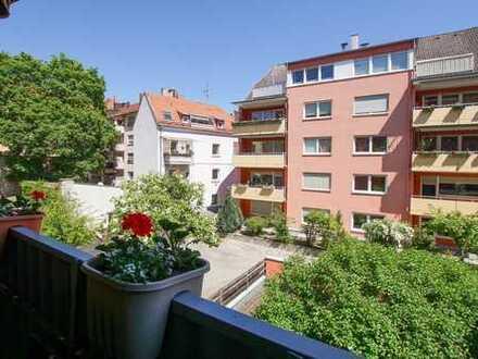 10 Minuten in die Innenstadt: Zuhause in Nürnberg-Galgenhof