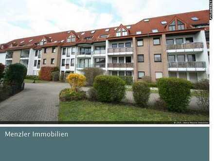 Smarte Kapitalanlage! Schicke 2-Zimmer-Wohnung mit Sonnenbalkon! Dormagen-Rheinfeld!