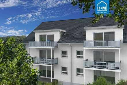 Erstbezug helle Neubau 3-Zimmer-DG-Wohnung in Tannheim