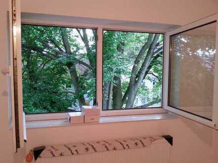 Ruhige zwei Zimmer Wohnung im Grünen in Bonn-Plittersdorf, Meersburgstrasse, komplett saniert