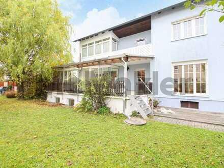 Haus-im-Haus: Großzügige, helle 4-Zi.-ETW mit eigenem Garten naturnah bei Regensburg