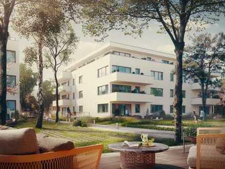 Exklusive 3-Zimmer-Erdgeschosswohnung ohne Provision direkt vom Bauträger