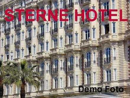 4 STERNE Luxus Stadt HOTEL * in absoluter BEST-Lage mit-/oder Ohne Betreiber ** SPA u. Wellness **