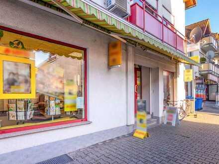 Ladenfläche in zentraler Lage von 63165 Mühlheim zu verkaufen
