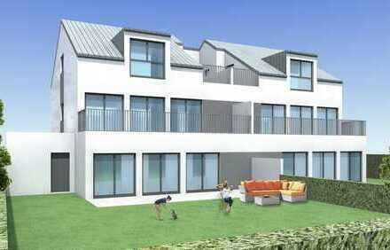 Erstbezug: exklusive 4,5-Zimmer-Erdgeschosswohnung mit Terrasse und riesigem Garten in Dortmund