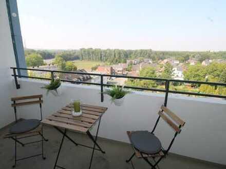1. Monat mietfreie Zeit - sanierte 3-ZW + Balkon - Turmhäuser Grevenbroich!