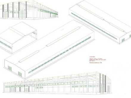 ca. 4.500 m²   Neubau   Lager & Produktionsimmobilie