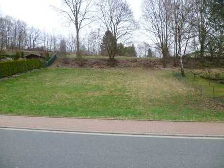 Optimal geschnittenes Grundstück in Gersfeld Kernstadt zu verkaufen
