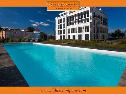 Luxus Apartment in den Strandvillen am Hochufer vom Ostseebad Sellin_Wohnung 19