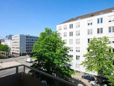 Renovierungsbedürftige 3-Zimmer-Wohnung in der Mannheimer Oststadt