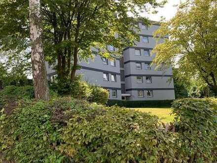 4 Zimmer-Wohnung mit 2 Balkonen in Stockum!