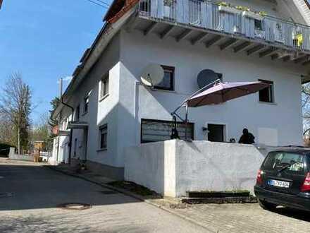 Maisonette-Wohnung mit 4 ZKB und Terrasse