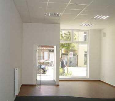 kleine ebenerdige Bürofläche in Neustrelitz provisionsfrei zu vermieten!