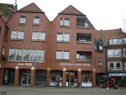 Büro/Praxisflächen im Herzen von Coesfeld am Marktplatz