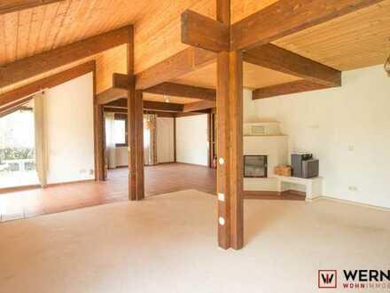 3D-Immobilienkino:*Großzügiges Einfamilienhaus mit eindrucksvollem Garten*