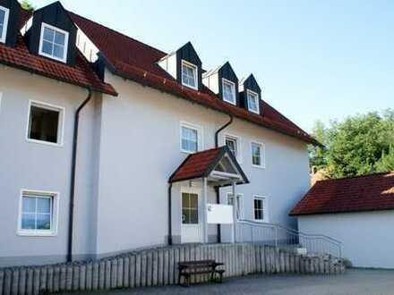 3-Zimmer-Wohnung mit Terrasse und Gartennutzung!