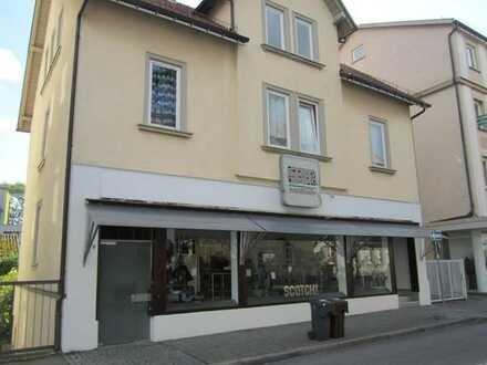 Ladengeschäft in 1b-Lage von Albstadt-Ebingen