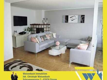 Neuwertige und hochwertig ausgestattete 2-Zimmer-Wohnung mit herrlichem Bergblick