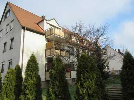 Gepflegte 4 Zi. Galeriewohnung mit Balkon Nbg-Thon / Wohnung mieten