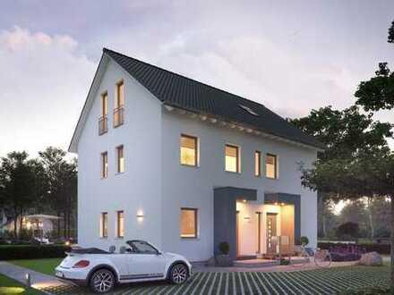 257 qm Haus mit 80 qm Einliegerwohnung auf einem großen Grundstück in Lobstädt