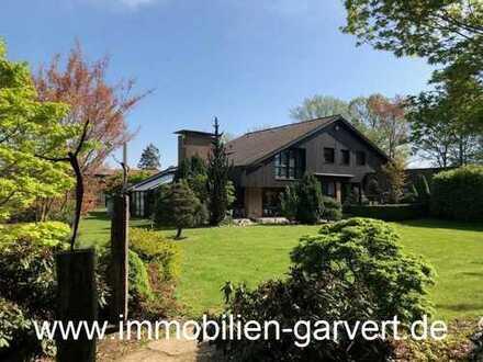 Großzügiges Einfamilienhaus mit Gartenanlage und Garage in Borken-Marbeck