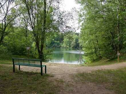 Haus (fast) am See