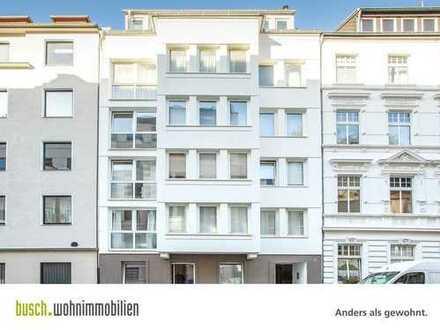 PERFEKTER GRUNDRISS in gefragter Lage von PEMPELFORT! Freiwerdende 2-Raum Wohnung in ruhiger Straße!