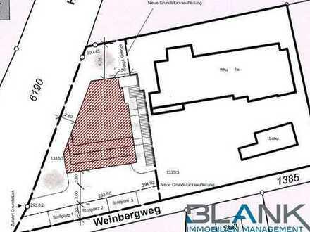 Projektiertes Baugrundstück für 3 Wohnungen in Eutingen zu verkaufen!