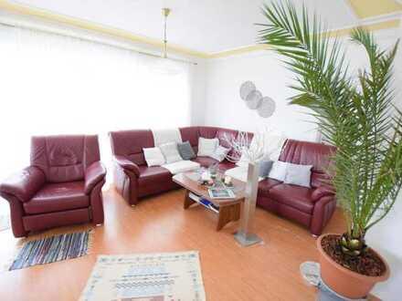 Gemütliche 3-Zimmer-Etagenwohnung mit großer Terrasse in bester, grüner und ruhiger Lage von Stockac